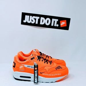 NEW RARE Nike Air Max 1 Just Do It Pack